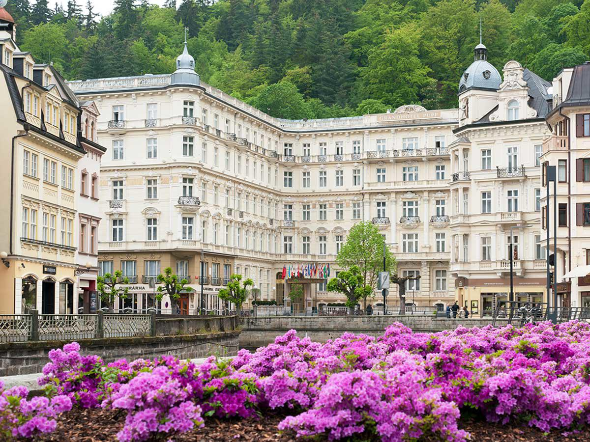 Karlovy Vary Grandhotel Pupp A Land Of Films